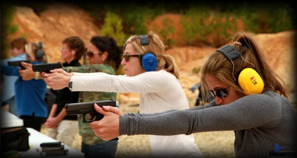 Intro to Home Defense Handguns - Ladies Course
