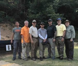 Handgun Training Course