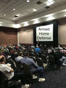 USCCA Armed Home Defense