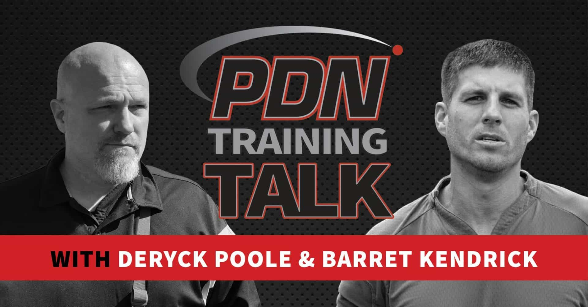 PDN Training Talk: Reality Based Training
